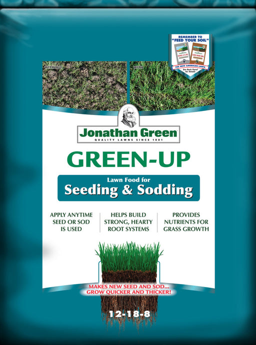 Jonathan Green Green-Up Seeding and Sodding Fertilizer