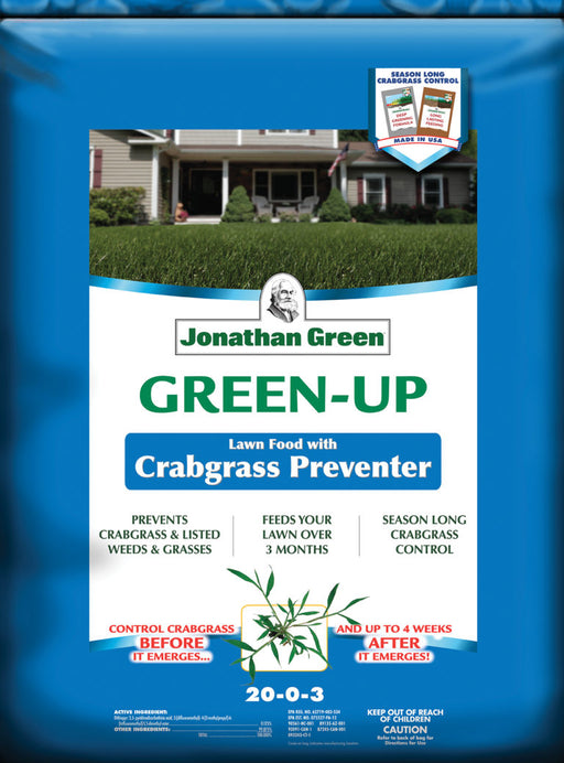 Jonathan Green Green-Up Lawn Fertilizer with Crabgrass Preventer
