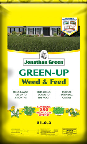 Jonathan Green Green Up Weed and Feed