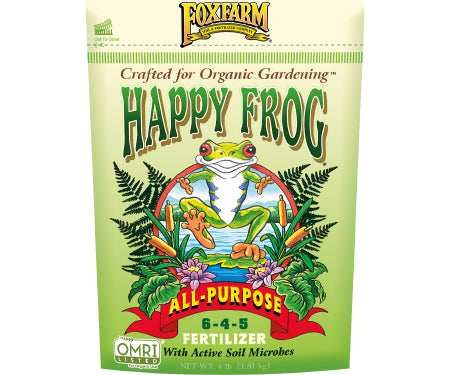 Happy Frog All-Purpose (6-4-5)