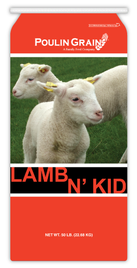 Poulin Grain Lambs N' Kids Starter Pellet