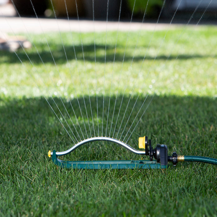 3,100 Sq. Ft. Oscillating Sprinkler