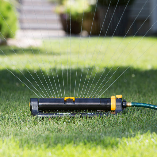 4200 Sq. Ft. Turbo Oscillating Sprinkler with Flow Control