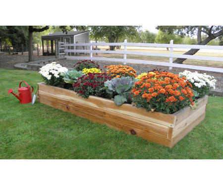 Cedar Raised Bed 3'x6'