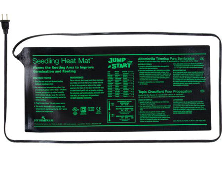 "Seedling Heat Mat - 9"" x 19.5"""