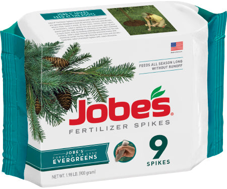 Jobes Fertilizer Stakes 9 Pack
