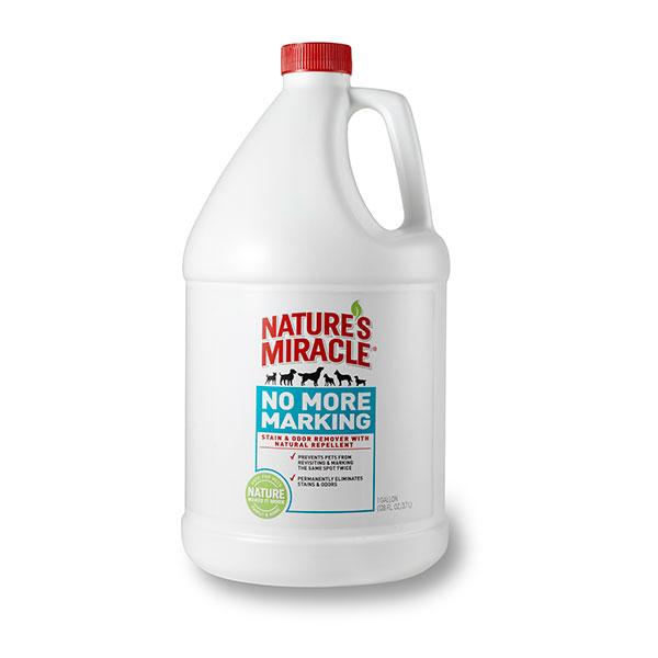 Nature's Miracle No More Marking Pet Stain and Odor Removal