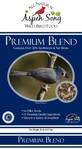 Aspen Song Wild Bird Food Blends