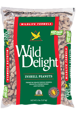 Wild Delight In-Shell Peanuts