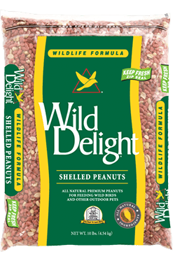 Wild Delights Shelled Peanuts