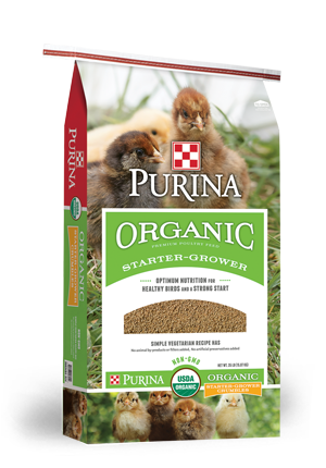 Purina® Chick Organic Starter-Grower