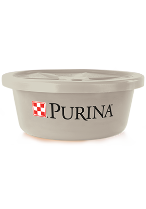 Purina EquiTub with ClariFly