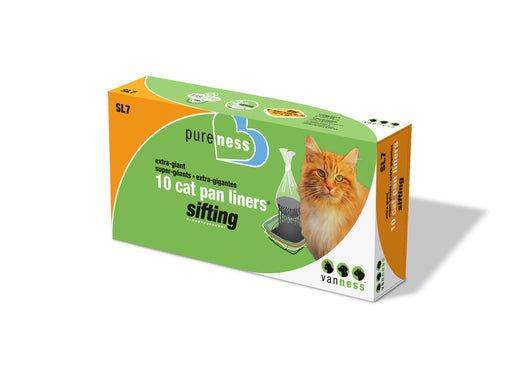 Van Ness Extra-Giant Sifting Cat Pan Liners