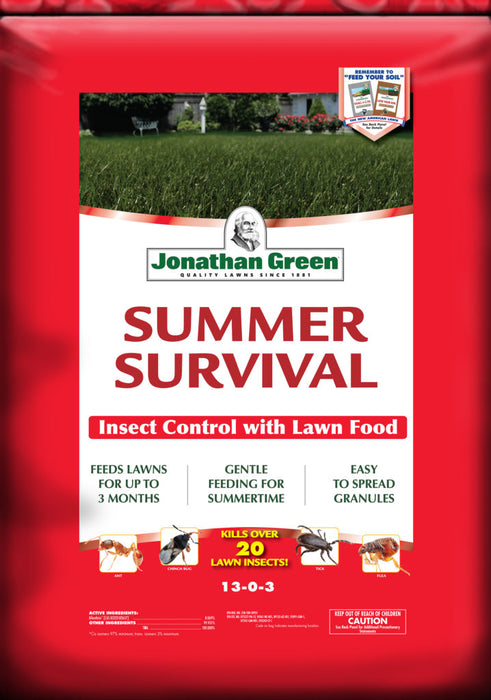 Jonathan Green Summer Survival