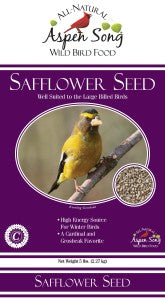 Aspen Song Safflower Seed
