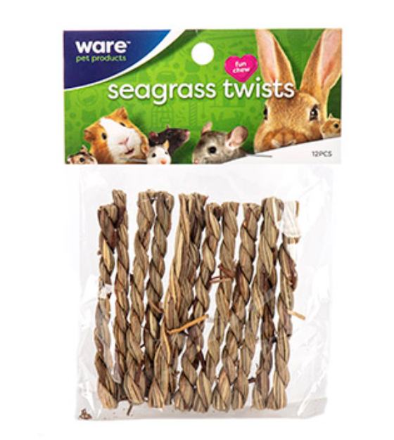 Ware Pet Products Seagrass Twists