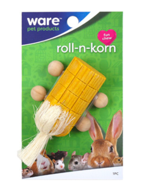 Ware Pet Products Roll-N-Corn
