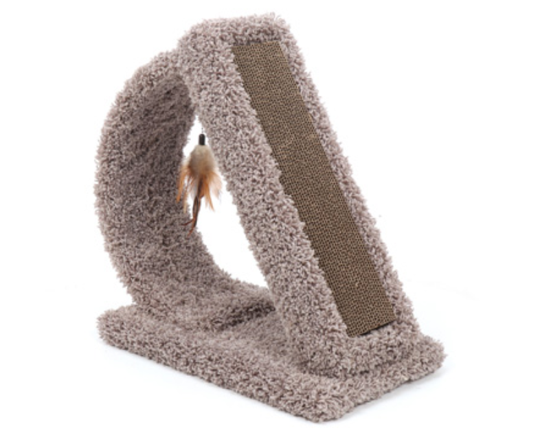 Ware Pet Products Scratch Tunnel w/Corrugate