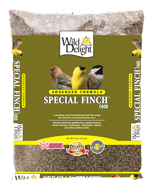 Wild Delight Special Finch Food, 5lbs
