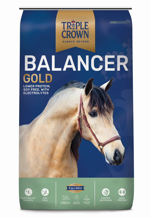 Triple Crown Balancer Gold Horse Feed
