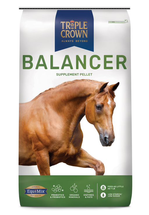 Triple Crown 30% Ration Balancer Horse Feed