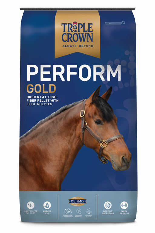 Triple Crown Perform Gold Horse Feed