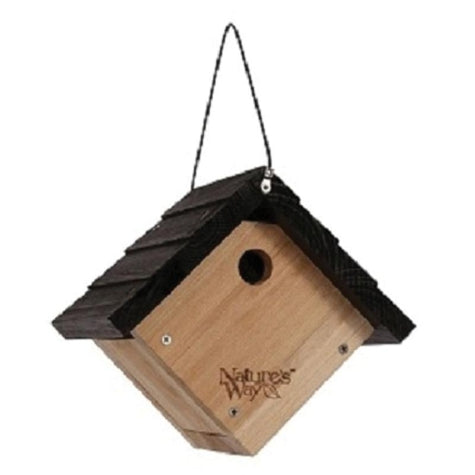 Nature's Way TRADITIONAL WREN HANGING BIRD HOUSE