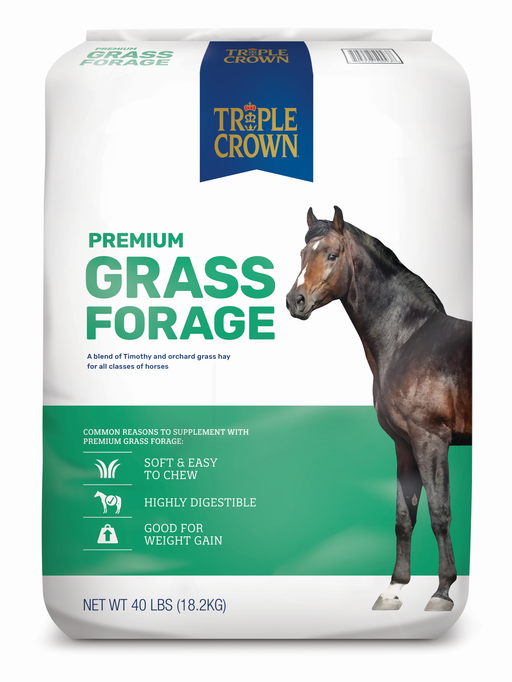 Triple Crown Premium Chopped Grass Forage