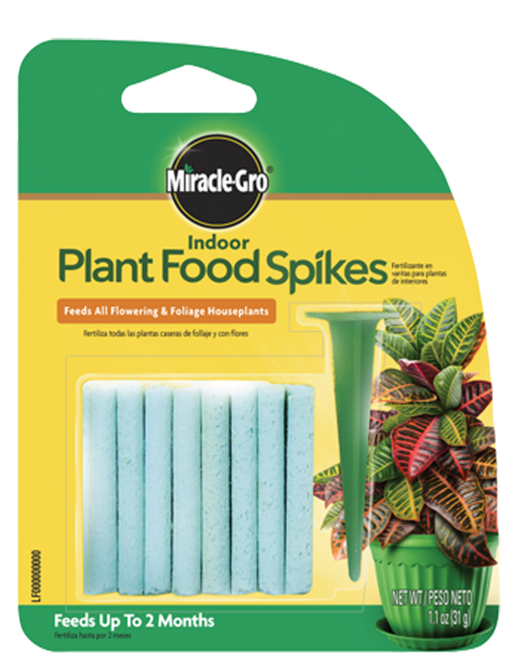 Miracle-Gro Plant Food Spikes