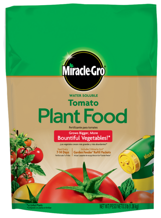 Miracle-Gro Tomato Plant Food