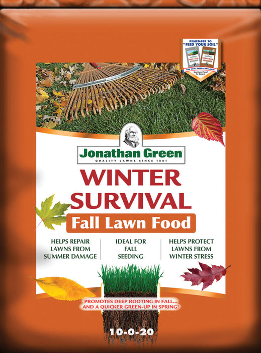 Jonathan Green Winter Survival Fertilizer