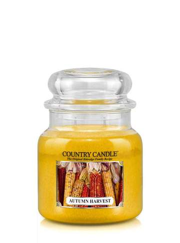 Country Candle by Kringle, Autumn Harvest, 2-wick Jars