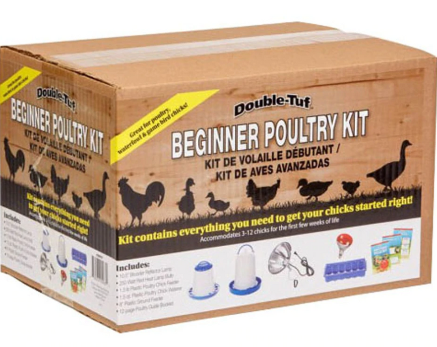Double Tuf Beginner Poultry Kit