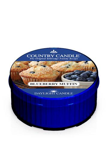 Country Candle by Kringle, Blueberry Muffin, Single Daylight