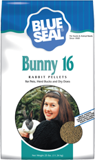 Blue Seal Bunny 16 Pellets