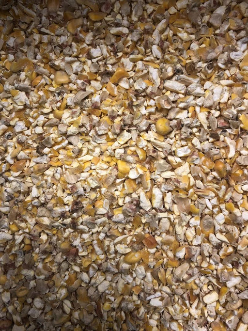 All Brand Coarse Cracked Corn, 50lbs