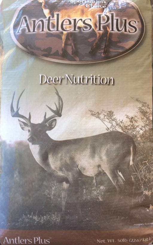 Deer and Wildlife Feed - Textured (with Molasses)