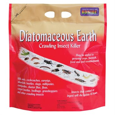 Bonide Diatomaceous Earth Organic Crawling Insect Killer