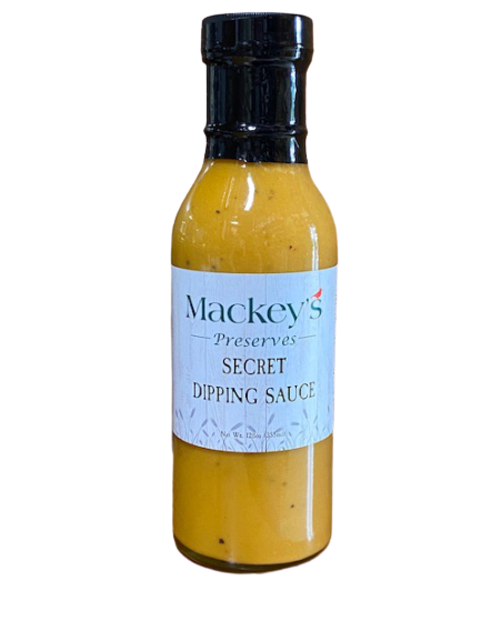 Mackey's Preserves, Secret Dipping Sauce, 16oz