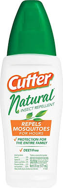 Cutter Natural Insect Repellent, 6oz