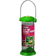 Flip Top Peanut Feeder