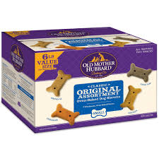 Old Mother Hubbard 6lb Value Box, Assorted Dog Biscuits, Small