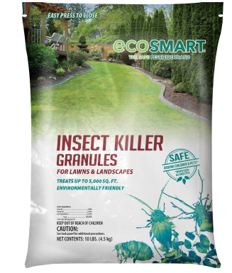 Ecosmart Organic Insect Killer Granules, 10lbs