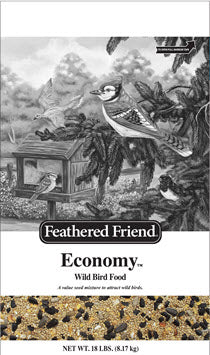 Feathered Friend Economy Mix Bird Seed