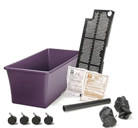The Original EarthBox Organic Garden Kit with Wheels