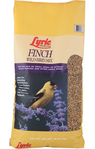 Lyric Finch Bird Food