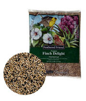 Feathered Friend Bird Seed Finch Delight
