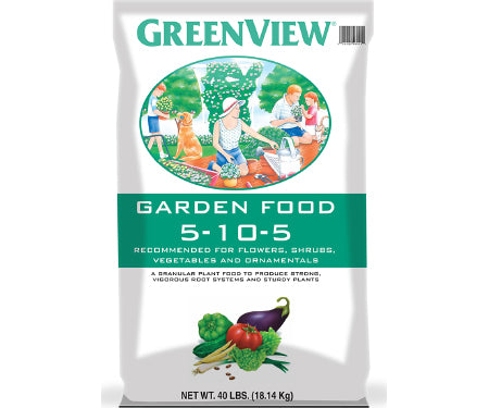 Agway Greenview Garden Food 5-10-5