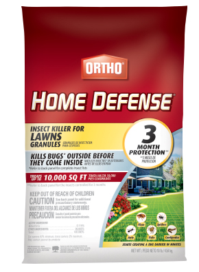 Ortho Home Defense Insect Killer Lawn Granules