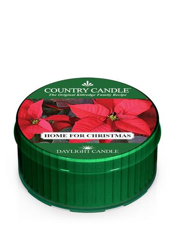Country Candle by Kringle, Home for Christmas, Single Daylight
